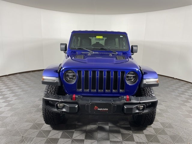 Used 2018 Jeep All-New Wrangler Unlimited Rubicon with VIN 1C4HJXFG4JW194060 for sale in Shakopee, Minnesota