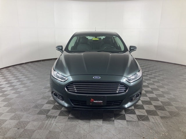 Used 2015 Ford Fusion SE with VIN 1FA6P0HD9F5123861 for sale in Shakopee, Minnesota