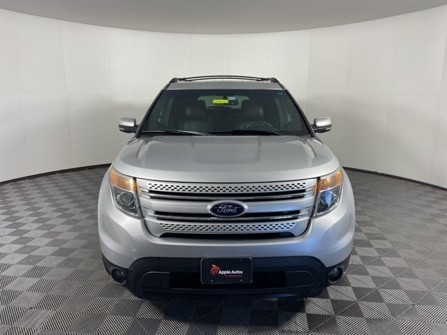 Used 2013 Ford Explorer Limited with VIN 1FM5K7F88DGA26456 for sale in Shakopee, Minnesota