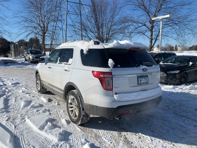 Used 2015 Ford Explorer XLT with VIN 1FM5K8D84FGB61140 for sale in Shakopee, Minnesota
