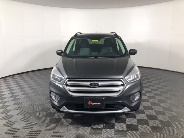 Used 2018 Ford Escape SE with VIN 1FMCU0GD8JUC70593 for sale in Shakopee, Minnesota