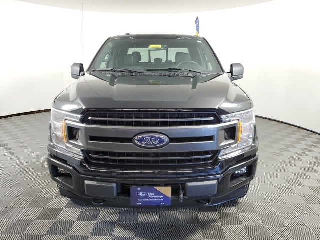 Used 2018 Ford F-150 XLT with VIN 1FTEW1EP3JKE85269 for sale in Shakopee, Minnesota