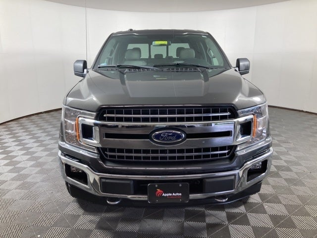 Used 2018 Ford F-150 XLT with VIN 1FTEW1EP5JKF58349 for sale in Shakopee, Minnesota