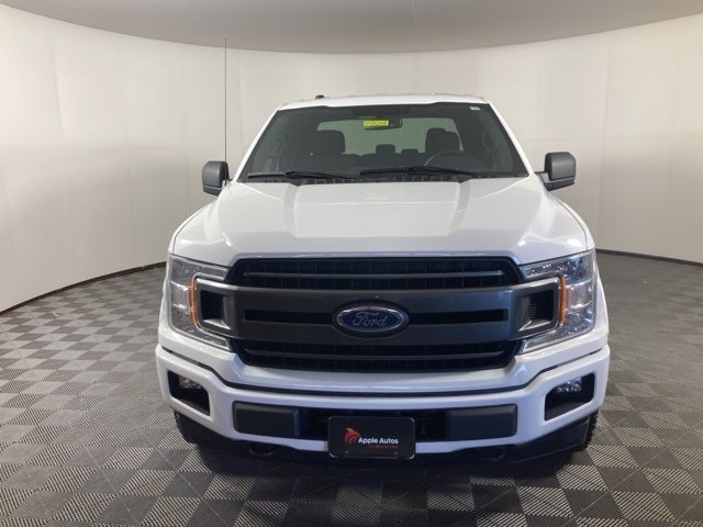 Used 2018 Ford F-150 XLT with VIN 1FTEX1EP8JKD74360 for sale in Shakopee, Minnesota