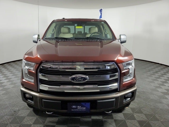 Used 2016 Ford F-150 XL with VIN 1FTFW1EF0GKD77177 for sale in Shakopee, Minnesota