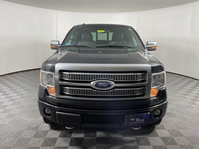 Used 2012 Ford F-150 Platinum with VIN 1FTFW1ET4CFB73538 for sale in Shakopee, Minnesota