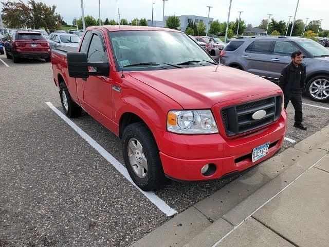 Used 2006 Ford F-150 XL with VIN 1FTRF12236NB37536 for sale in Shakopee, Minnesota