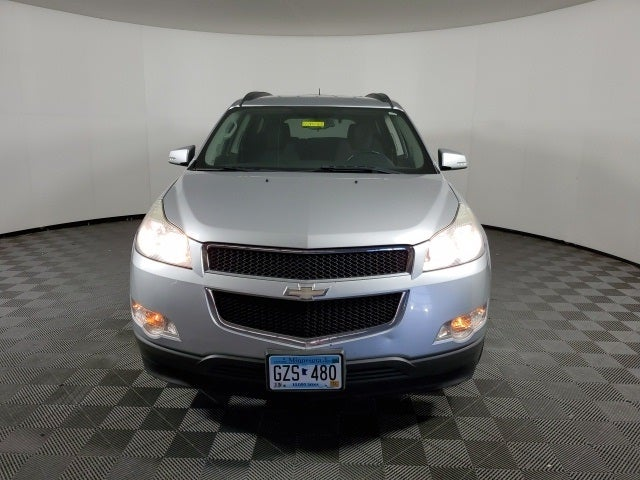 Used 2012 Chevrolet Traverse 1LT with VIN 1GNKRGED5CJ364648 for sale in Shakopee, Minnesota