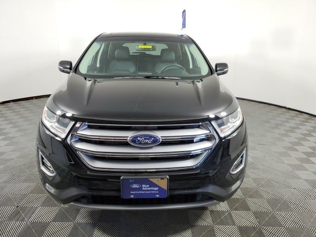 Used 2018 Ford Edge SEL with VIN 2FMPK4J97JBC12533 for sale in Shakopee, Minnesota