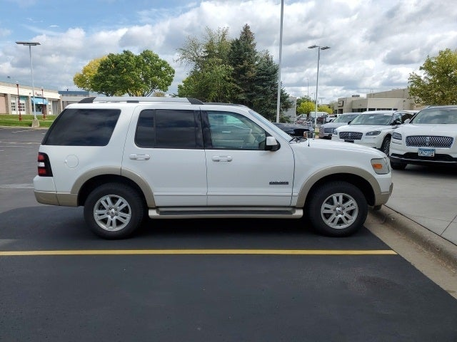 Used 2006 Ford Explorer Eddie Bauer with VIN 1FMEU74816UA58909 for sale in Shakopee, Minnesota
